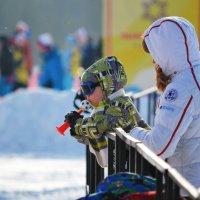Лыжня России :: Надежда Колупаева