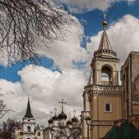 Ивановский монастырь. :: Надежда Лаптева