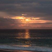 Заход солнца, Летоянни, Сицилия :: Witalij Loewin