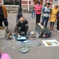 На Арбате :: Олег