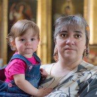 После крещения :: Виктор Куприянов