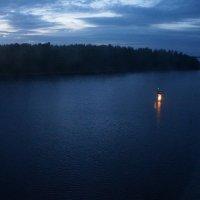 Северное море....Ночь... :: Алёна Савина