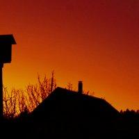 На закате :: Наталья Нарсеева