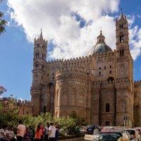 Кафедральный собор, Палермо, Сицилия :: Witalij Loewin