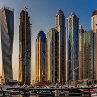 UAE 2015 Dubai-Marina 2 :: Arturs Ancans