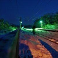 Экскурсия в Гадюкино зимой (49) :: Александр Резуненко