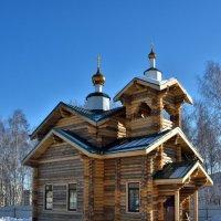 Деревянные церкви Руси :: Виктор Прохоренко
