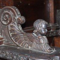 Часть декора деревянного трона. :: vadimka
