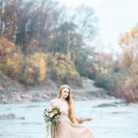 Прогулка невесты Алисы :: Милена Шилова
