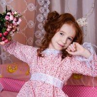 """Творческий проект """"Принцесса на горошине"""" :: Мила Айдина"""