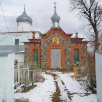 Церковь во имя Николая Чудотворца, Дер. Виделебье. :: BoxerMak Mak
