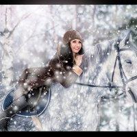 зима :: Янина Гришкова