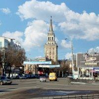 Городские зарисовки... :: Михаил Болдырев