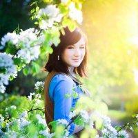 Чудесное мгновение весны! :: Яна