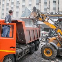 "Снос ""Пирамиды"" :: alex_belkin Алексей Белкин"