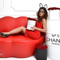 фотосессия диван-губы :: лариса крутова