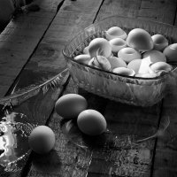 Яйца. :: Сергей Фунтовой