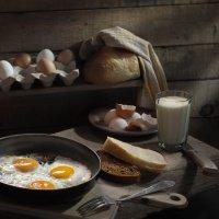 Завтрак. :: Сергей Фунтовой