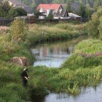 На рыбалке.Кадниково... :: Наталия Ремизова
