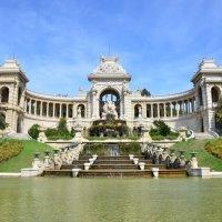 Франция, Марсель, Дворец Лоншам :: Михаил Кандыбин