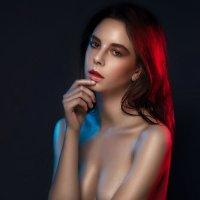 Mixed Colors Dark Beauty :: Евгений MWL Photo