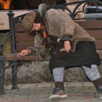 Тяжкий денек выдался :: Антон Бояркеев