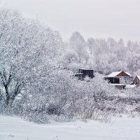 Зимушка-зима :: Людмила Фил