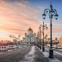Витиеватый ряд фонарный :: Юлия Батурина