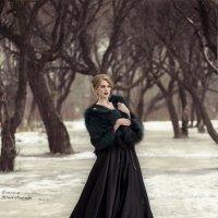 Стильная свадьба,в трендовых цветах Марсала&Чёрный... :: Юлия Лемехова