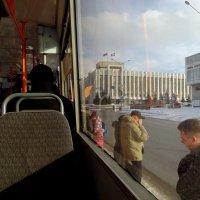 Фотосъёмка из трамвая платная :: Валерий Чепкасов