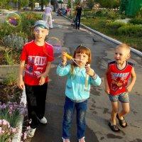 Мир детсва :: оксана косатенко