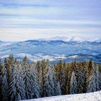Прекрасные горы :: Anastasiia Sergiienko