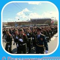 С праздником,дорогие мужчины! :: Валентина Жукова