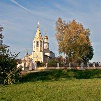 Рождественская церковь в с.Городня :: Galina