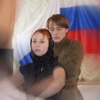 Материнские страдания :: Валерий Лазарев