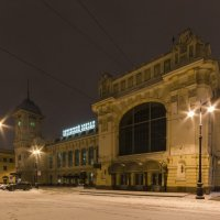 вокзал :: ник. петрович земцов
