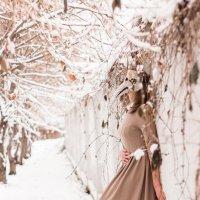 Зима продолжение :: Ирина Холодная