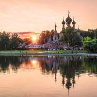 Закатный минимализм :: Юлия Батурина