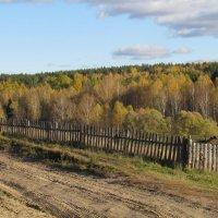 Золотая осень :: secret-33 Анастасия Е.