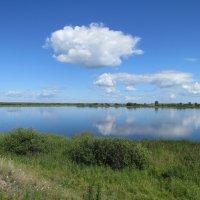 Деревенское озеро :: secret-33 Анастасия Е.