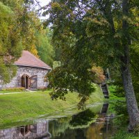 Осень в Михайловском 2 :: Владимир Филимонов