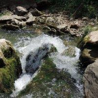 На Алтае. В начале водопада :: Алёна Naru-chan