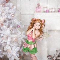 Маленькая фея )) :: Мария Дергунова