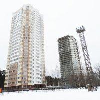 Новостройка :: Александр Подгорный