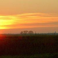 Восхождение утренней звезды. :: владимир