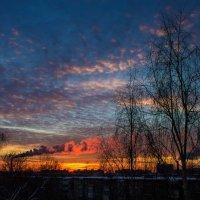 Краски неба :: Николай Буклинский