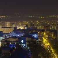 Ночь опускается на город :: Владимир Максимов