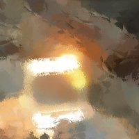 Солнечный кубик :: Михаил Лобов (drakonmick)