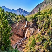Шумакский водопад :: Виктор Никитин