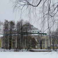 Таврический дворец :: Вера Щукина